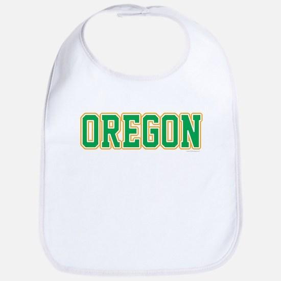Oregon Jersey Green Bib