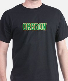 Oregon Jersey Green T-Shirt