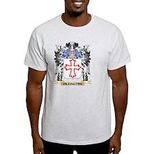 Pilkington Coat of Arms - Famil T-Shirt