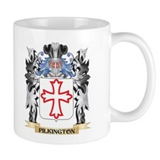Pilkington Coat of Arms - Family Crest Mugs