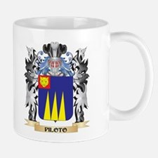 Piloto Coat of Arms - Family Crest Mugs