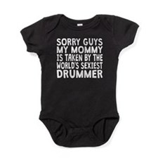 Mommy Is Taken By The Worlds Sexiest Drummer Baby