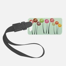 Watercolor Roses Pastels Luggage Tag