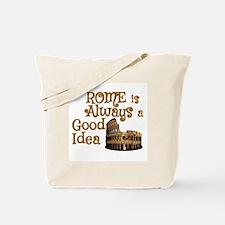 Cute American idol idea Tote Bag