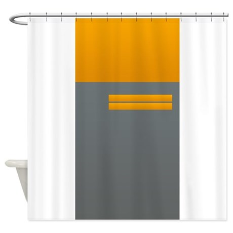 Cool Industrial Look Shower Curtain By Technotextnl