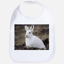 Arctic Hare Bib