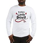 Daddy's Little Devil Long Sleeve T-Shirt