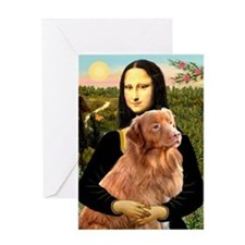 Mona's Nova Greeting Card