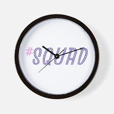 #Squad Wall Clock
