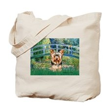 BRIDGE / Yorkie (#17) Tote Bag