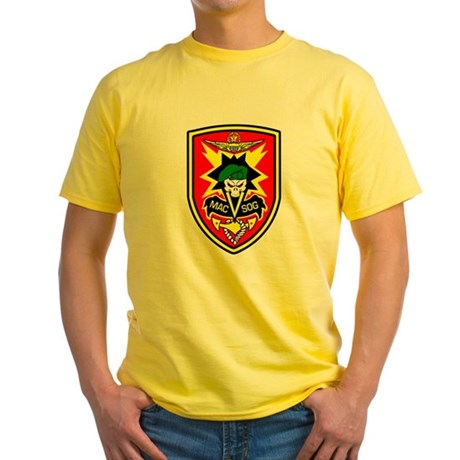 Special Ops Group Yellow T-Shirt