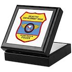 VA Beach Selective Enforcemen Keepsake Box