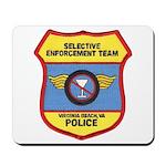 VA Beach Selective Enforcemen Mousepad