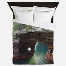 Apostle Islands Queen Duvet