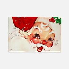 Vintage Santa 4 Magnets