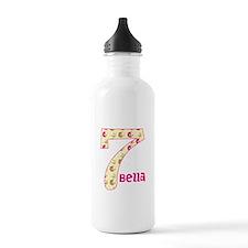 7th Birthday Pesonaliz Water Bottle