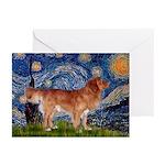 Starry / Nova Scotia Greeting Cards (Pk of 20)