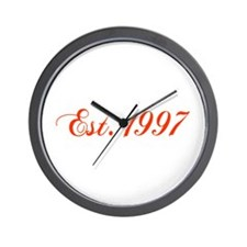 Unique Special occasion Wall Clock