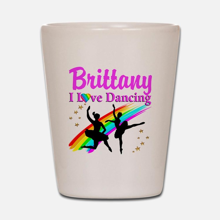 ELEGANT DANCER Shot Glass