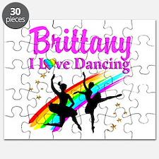 ELEGANT DANCER Puzzle