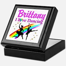 ELEGANT DANCER Keepsake Box