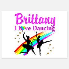 ELEGANT DANCER Invitations