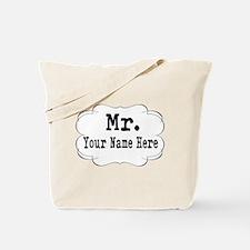 Wedding Mr. Tote Bag