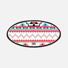Aztec Pattern Patch