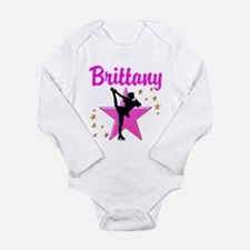 BEST SKATER Long Sleeve Infant Bodysuit