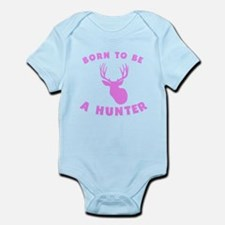 Born To Be A Hunter Body Suit