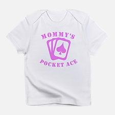 Mommys Pocket Ace Infant T-Shirt