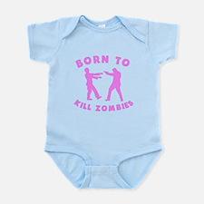 Born To Kill Zombies Body Suit