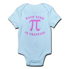 Math Nerd In Training Body Suit