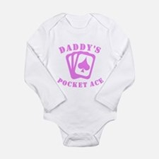 Daddys Pocket Ace Body Suit