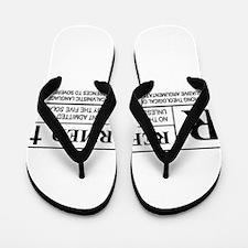 Reformed Flip Flops