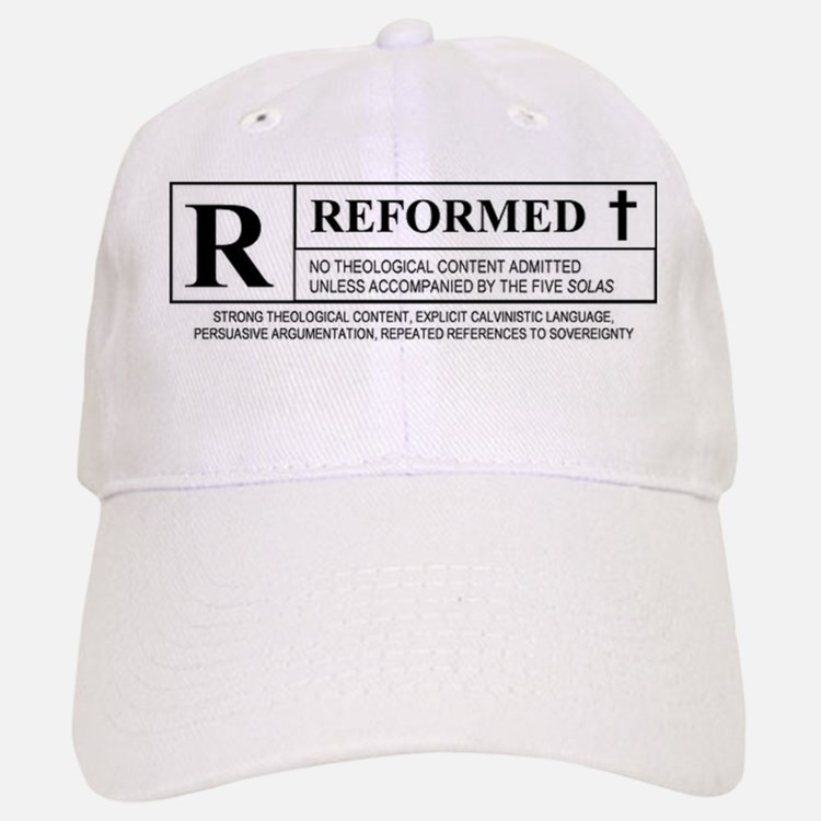 Reformed Baseball Baseball Cap