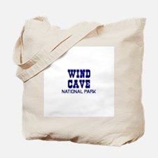 Wind Cave National Park Tote Bag