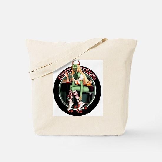 Funny Chad Tote Bag