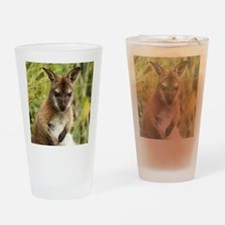 Skippy Drinking Glass