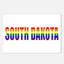 South Dakota Pride Postcards (Package of 8)