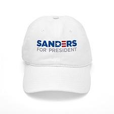 Sanders for President Baseball Baseball Cap