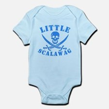 Little Scalawag Body Suit