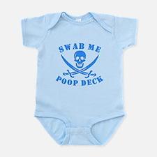 Swab Me Poop Deck Body Suit