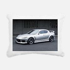 Mazda rx8 Rectangular Canvas Pillow