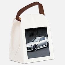 Mazda rx8 Canvas Lunch Bag