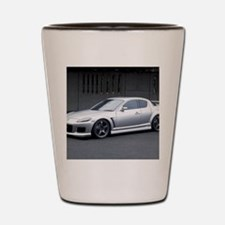 Mazda rx8 Shot Glass