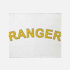 Ranger Arch Throw Blanket