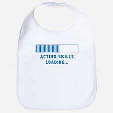Acting Skills Loading Bib