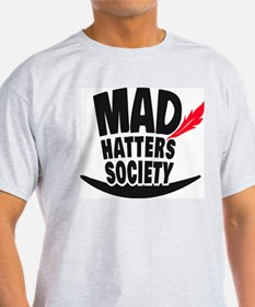 Funny Mad hatter T-Shirt