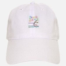 Celebrate Life - English Baseball Baseball Cap